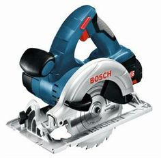Buy Bosch Professional GKS 18 V-LI Cordless Circular Saw (Without Battery and Charger) - Carton securely online today at a great price. Bosch Professional GKS 18 V-LI Cordless C. Bosch Circular Saw, Circular Saw For Sale, Serra Circular, Power Saw, Bosch Professional, Bosch Tools, Saw Tool, Carpentry Tools, Atelier