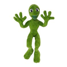 Costume Props 2018 Hot Eden Full Body Kermit The Plush Toy Soft Xmas Frog Hand Memes Gift New In Pain Costumes & Accessories