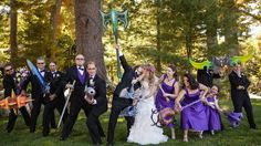 This World Of Warcraft Wedding Is What Happens When WoW Players Form An Alliance