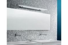 Fiorentino VA3694 1 Light Chrome Vanity Wall Light
