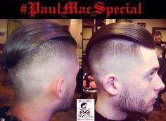 #rockabilly #gent #barber  #oldschool #menshair #trends #paulmacspecial #irishbarber #barbershop #barberskills  #hairdressing #stylist #menshair2014 vintagebarber #dapper to see more of my work please check out my facebook mens style page https://www.facebook.com/PaulMacSpecialEdition #slickback #fifties