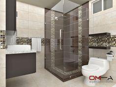 Here you will find photos of interior design ideas. Get inspired! Bathroom Furniture Design, Bedroom Wall Designs, Rustic Bathroom Designs, Bathroom Design Small, Bathroom Interior Design, Bathroom Tub Shower, Mosaic Bathroom, Home Decor Kitchen, Amazing Bathrooms