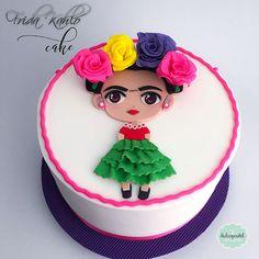 Luau cake by Tu-Tu's Cupcakery. (Replica of cake ...