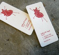 Dependable Letterpress | Business Cards- makinggggg these for when I graduate!!!!