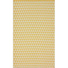 nuLOOM Keen Yellow Deena Rug Rug Size: 8' x 10'