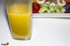 Vinaigrette - Schnelles Basis Salatdressing