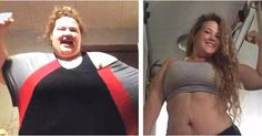Nicole Lost Over 200 Pounds in 2 and a Half Years, and Yes, She Still Ate Bread | FitSugar | Bloglovin'