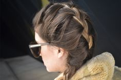 child hood french braids perfect for summer