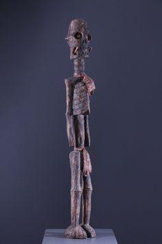 Notre collection d'objets d'art africain (p Statues, Art Tribal, Art Africain, Mom Humor, Mom Shirts, Bronze, Art, African Masks, Skeleton