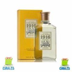 #1916 #Myrurgia 400ml sólo 12,56€ OFERTON http://perfumescira.es/detalles/768/1916-AGUA-DE-COLONIA-MYRURGIA-400ML- #Tiendasonline #PerfumesCira #TuPerfumeEresTu