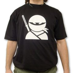 Micro Ninja Shirt now available from http://www.karatemart.com