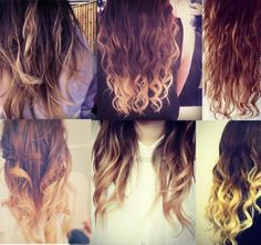 dip dye hair | Dip dye hair  This is how my hair looks right now <3?.............mine too!!!!