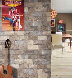 The 7 best Brick-Effect Tiles images on Pinterest | Brick, Brick ...