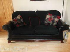 sofa 3 1 1 and storage box footstool