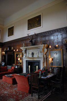Melford Hall by barry_432, via Flickr