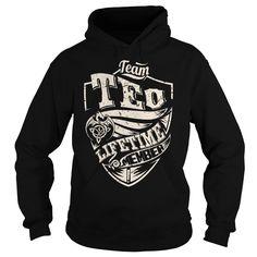 Team TEO Lifetime Member (Dragon) - Last Name, Surname T-Shirt
