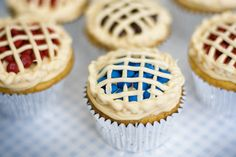 PIe cupcakes?