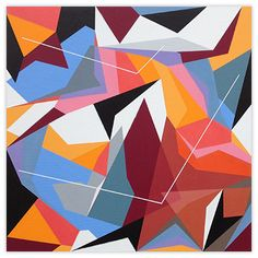 Geoform is an online scholarly resource, international forum, and curatorial project that focuses on the use of geometric form and structure in contemporary abstract art. Geometric Form, Contemporary Abstract Art, My Works, Artist, Artwork, Projects, Geometric Fashion, Log Projects, Work Of Art