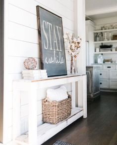 Farmhouse Touches is