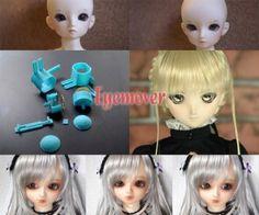 【Eyemover】 Doll eye line movement kit for 22 mm eye for all doll - Auction - Rinkya Doll Eyes, Ball Jointed Dolls, Auction, Kit