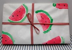 watermelon wrapping paper.