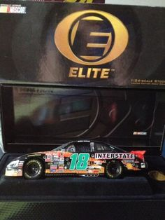 ACTION ELITE NASCAR 1/24 DIECAST 1998 PONTIAC #18/BOBBY LABONTE