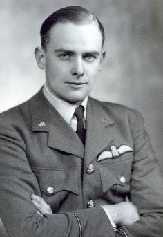 """P/O Hugh JS """"Beazle"""" Beazley (pictured) was among a trio of No 249 Squadron RAF that was given credit for a ⅕ share of Ju 88A-1 5J+AT of 9/KG4 with F/O Anthony DJ """"Tony"""" Lovell and Sgt Jack W Allison of No 41 Squadron RAF on the morning of 8 July 1940. Flying Green 2, the 23-year-old pilot followed F/O Denis G Parnall into the attack and stroke hits after the bomber exited clouds, observing white streaks coming past the starboard wing."""