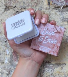 Dare to Bare Finishing Pressed Powder