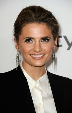 """Stana Katic Photos - Forevermark And InStyle's """"A Promise Of Beauty And Brilliance"""" Golden Globe Awards Event - Zimbio Golden Globe Award, Golden Globes, Stana Katic Hot, Ciara Wilson, Castle Tv Shows, Candace Cameron Bure, Kate Beckett, Miranda Kerr, Celebs"""