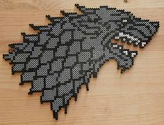 Emblema Stark - Game of thrones