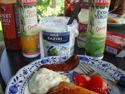 Kochen mit den Bertolli Olivenöl-Sprays Sprays, Chicken, Food, Simple, Kochen, Meal, Essen, Hoods, Meals
