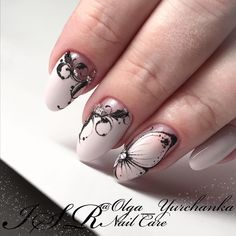 New Nail Art 2019 The Best Nail Art Designs Compilation Cute Acrylic Nail Designs, Valentine's Day Nail Designs, Elegant Nail Designs, Cute Acrylic Nails, Best Nail Art Designs, Elegant Nails, Cute Nails, Nails Design, Nail Manicure