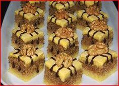 Myslíme si, že by sa vám mohli páčiť tieto piny - sbel Czech Recipes, Russian Recipes, Sweet Desserts, Sweet Recipes, Bread Dough Recipe, Sweet Bar, Sweet Pastries, Food Humor, Something Sweet
