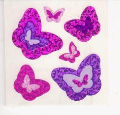 Vintage 80/'s Selectra Prism Vending Heart Love Sticker Mod