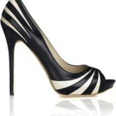 Love the zebra stripes