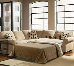 Corner Sleeper Sofa Sectional