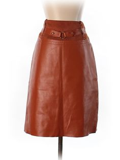 Check it out—BCBGMAXAZRIA Leather Skirt for $52.99 at thredUP!