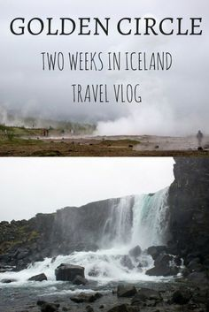 Golden Circle - Two Weeks in Iceland Travel Vlog