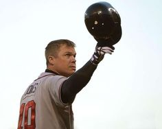 Hats off to you Chipper!!!!  You will be missed!