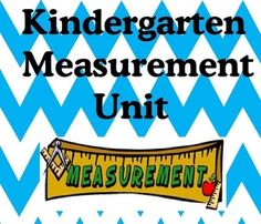 This is a 21 day kindergarten measurement unit that covers the Common Core Standards. Several things included in this unit are: Whole group lessons, Small group lessons, Individual lessons, Flip Charts, Thinking Maps, Performance Tasks, Rubrics, Assessments, and much, much, more!