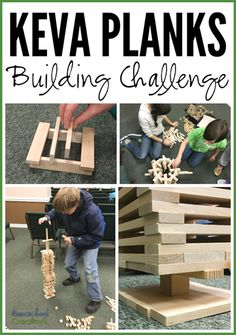 3 KEVA Building Challenges – #STEM for Kids - Homeschool Creations