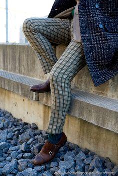 pantaloni in lana classici da uomo entre amis