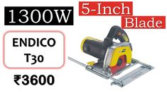 1300W Motor {12500 RPM}   4-Inch & 5-Inch Blade   Max Cutting Depth: 39-mm   Minimum Cutting: 5-mm   Use as Table Saw   Warranty: 6-Months Best Circular Saw, Hex Key, Miter Saw, Latest Gadgets, Wood Cutting, Motor, 6 Months, Drill, Blade