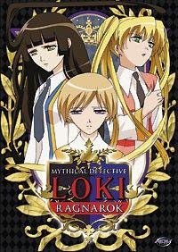 Mythical Detective Loki Ragnarok DVD 4 (Hyb): Destiny's Children #RightStuf2013