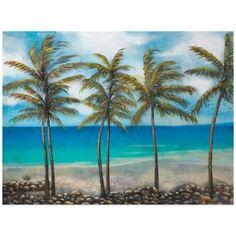 Coastal Breeze Wall Art - BedBathandBeyond.com
