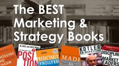 These are the Top Marketing & Strategy Books of all time.