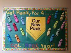 My Back to School Bulletin Board http://www.pinterest.com/pin ...