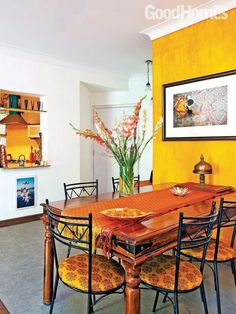 Home Tour: Ramya and Anand\'s apartment in GoodHomes | Layouts and ...