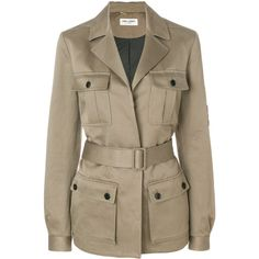 Redirecting you to Farfetch for Saint Laurent belted safari jacket. Saint Laurent, Coats For Women, Jackets For Women, Houndstooth Jacket, Tracksuit Jacket, Slim Fit Jackets, Tailored Jacket, Green Jacket, How To Wear