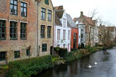 Brugge, Belgium Brugges is often cited as Europe's most romantic little town – and it's not hard to see why. Whether you visit in Summer or Winter (or in between), its impossible not to fall in love with effortlessly romantic Brugges.